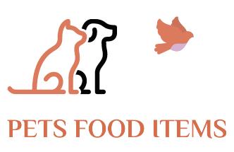 Pets Food items